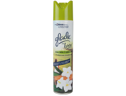AMBIENTADOR SPRAY BRISE ODOR JAZMIM DE BALI 300 ML