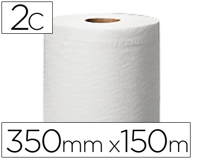 PAPEL HIGIENICO CENTRAL 2 FOLHAS 150,2 MT PARA DISPENSADOR M2